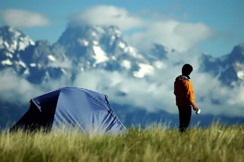 Поездка к подножию Эльбруса с палатками