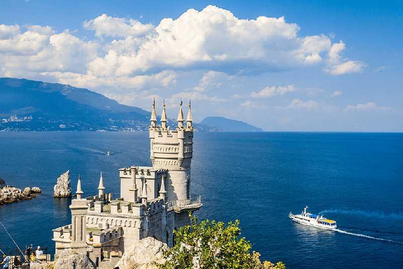Сочи-Абхазия-Крым