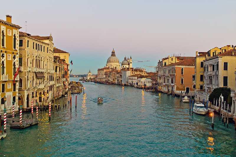 Две недели в Италии