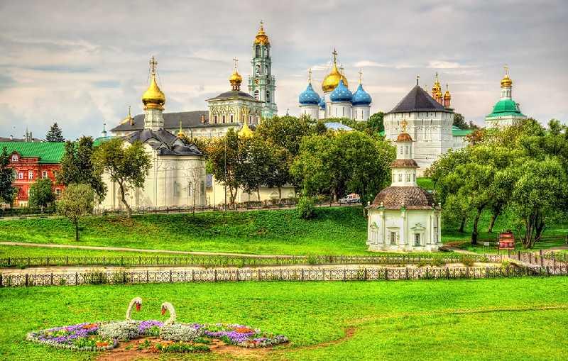 По историческим городам России