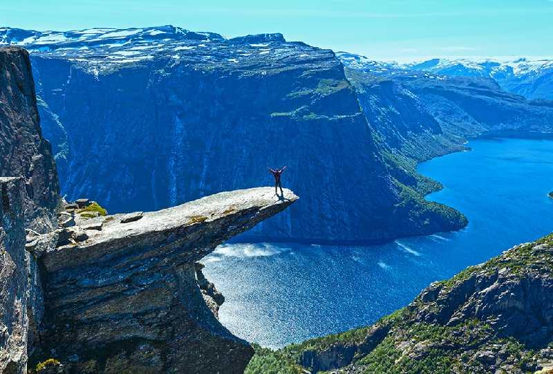 Норвегия - Швеция - Эстония на автомобиле.