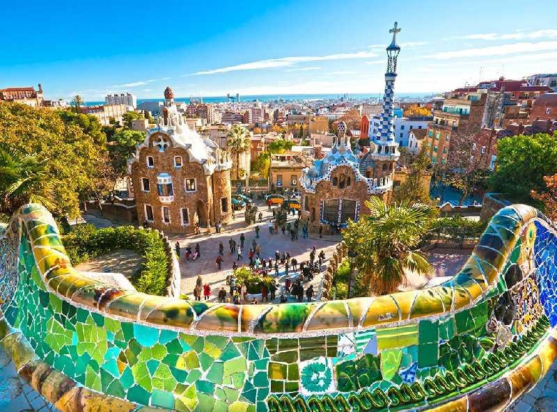 Испания, Барселона - Коста-Брава