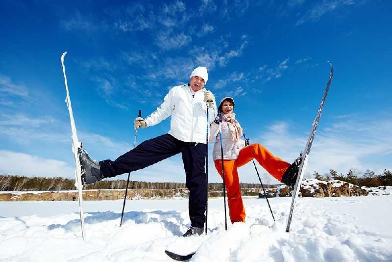 Лыжный поход по Южному Уралу