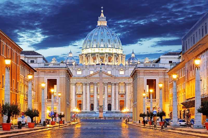 Трип по Италии от Сицилии до Рима