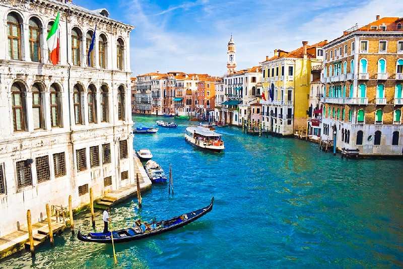 Великолепное путешествие по Италии