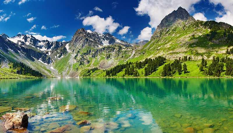 Тур для художников на Кавказ