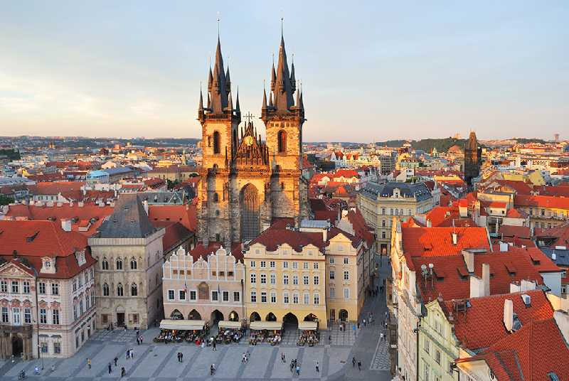 Галопом по Европам: Литва, Чехия, Австрия, Венгрия, Польша