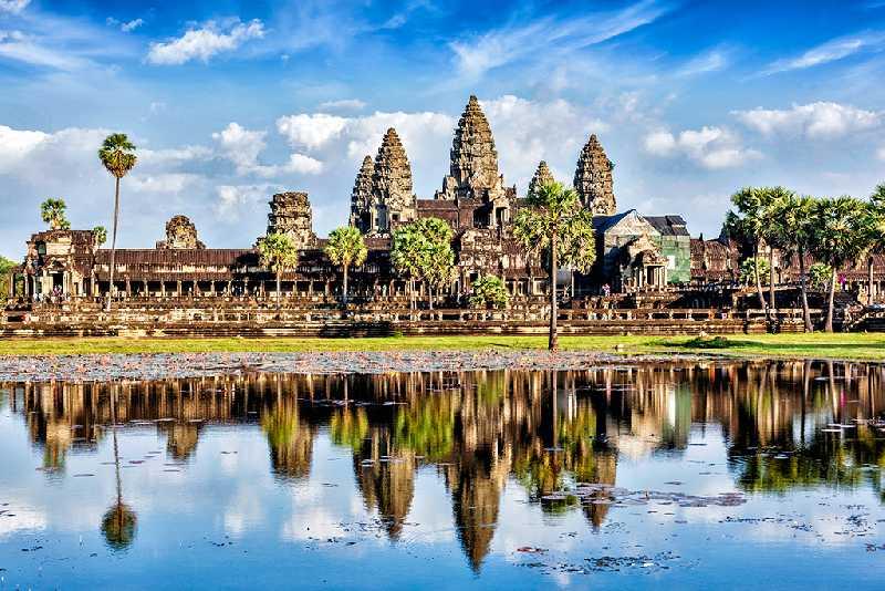 Поездка в Юго-Восточную Азию! За морем, солнцем, вкусняхами