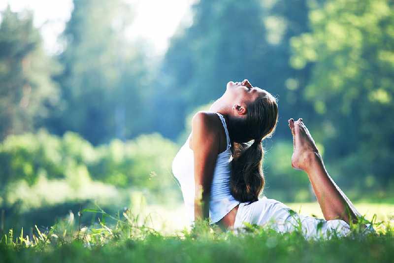 Кисловодно- кислородный отдых