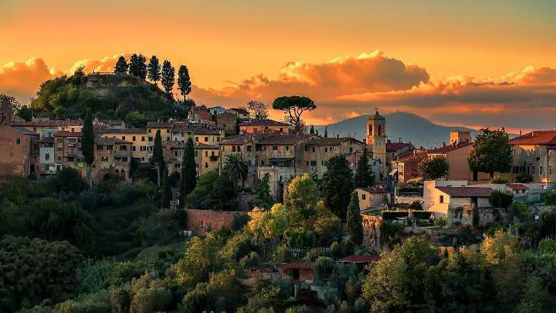 Экскурсии из Рима в Неаполь, Флоренцию и др.города Тосканы