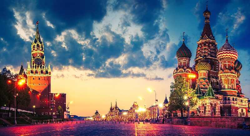 Поездка в москву в конце августа