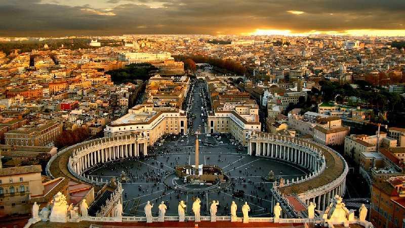 Из Рима в Барселону по побережью Средиземного моря на авто!