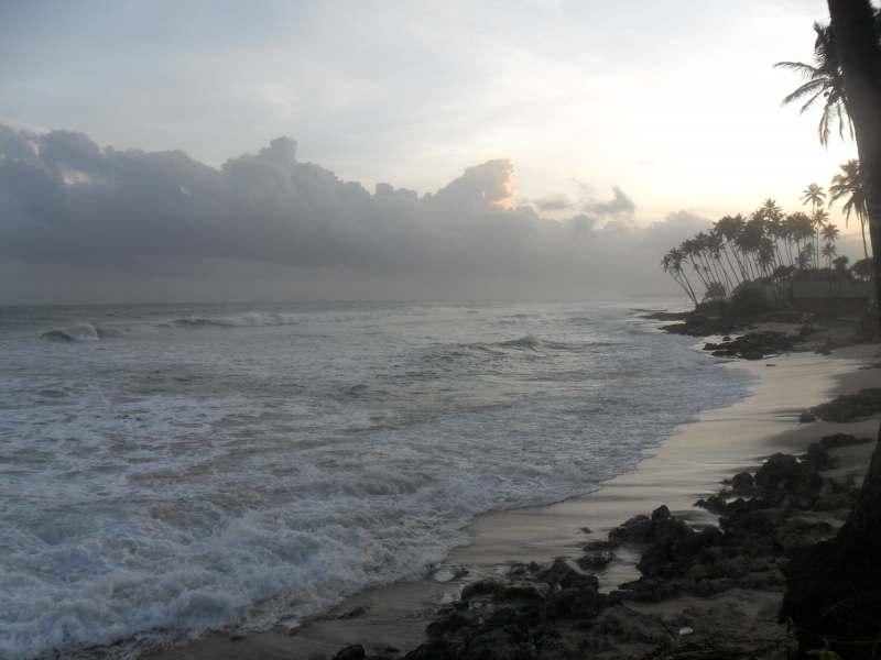 Восточный берег Шри