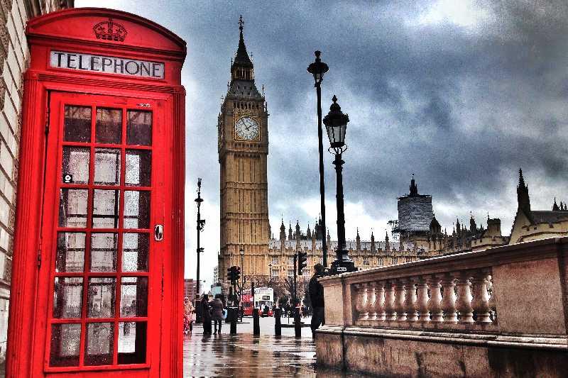 Путешествие в Лондон на зимние праздники