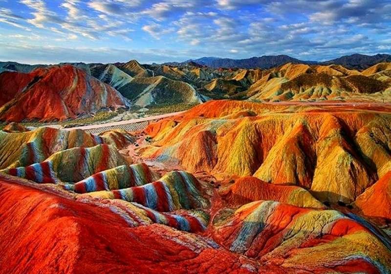 Разноцветные горы Перу, джунгли, Титикака с плавучими островами, Мачу Пикчу и Лунная долина....