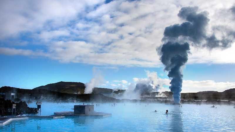 Зимний отпуск в Исландии