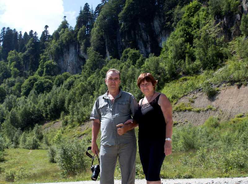 Через Гоби и Байкал