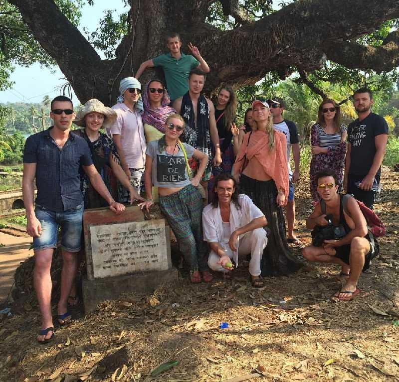 Первый приключенческий квест-тур в Гоа. Лабиринт мира