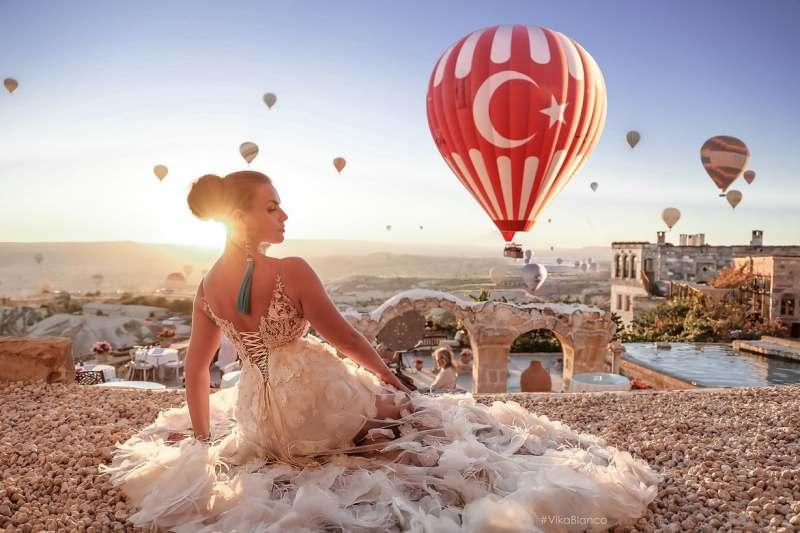 Фото-тур для девушек в Стамбул и Каппадокию