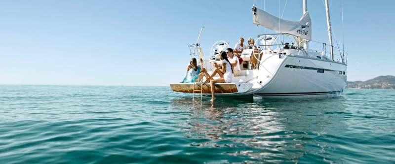 Яхт-тур по Балеарским островам