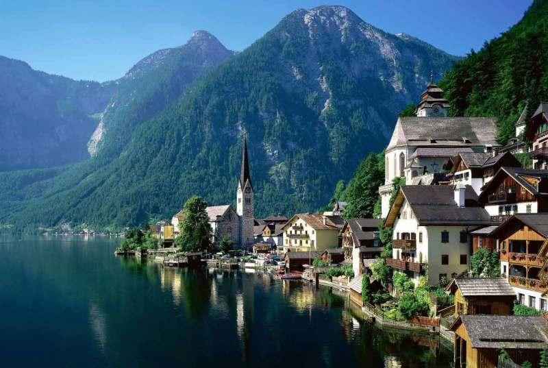 Молодежный Евротур: Австрия и Италия