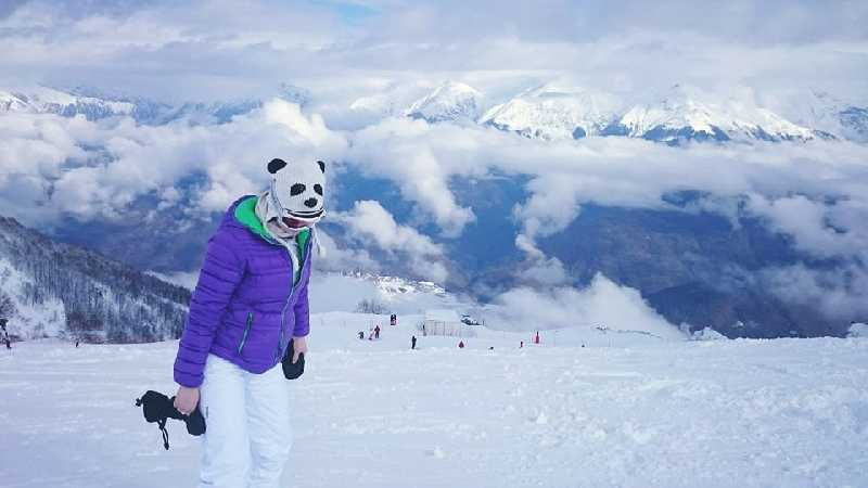 горы и лыжи