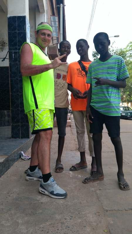 Ищу попутчика для поездки в Гамбию