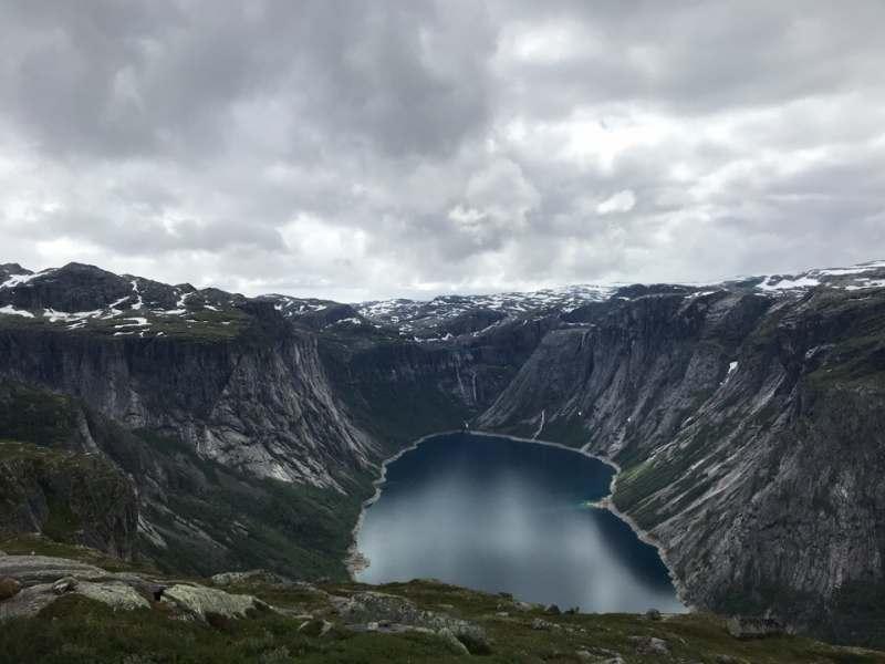 На машине к фьордам Норвегии