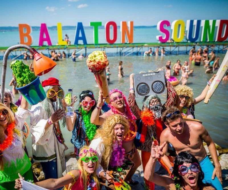Balaton Sound 2018!  Ищу попутчиков на фестиваль Balaton Sound 2018.Готовые отрываться,молодые люди.