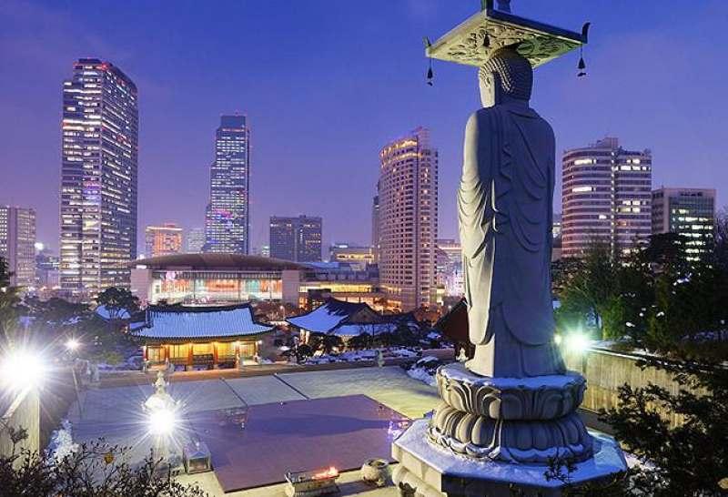 Собираюсь с женой и ребенком в Южную Корею. Посмотрим достопримечательности, насладимся местной...