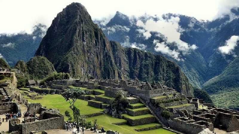 Трип по Перу и Эквадору