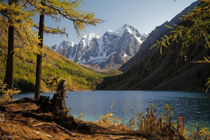 Пеший поход к Шавлинским озерам на Алтае