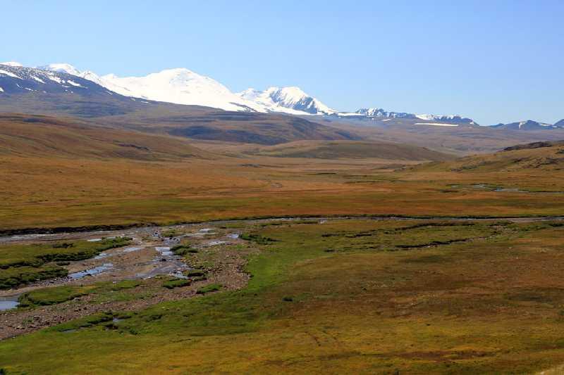 Конный поход на священное плато Укок