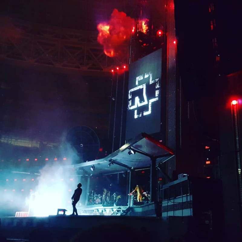 RAMMSTEIN Europe stadium tour 2020, Ullevi, Goteborg