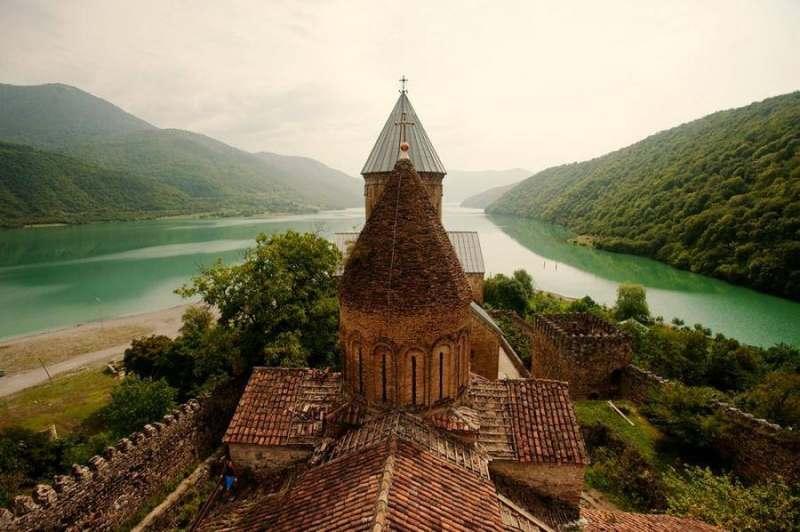 Армения, Грузия, Азербайджан на майские