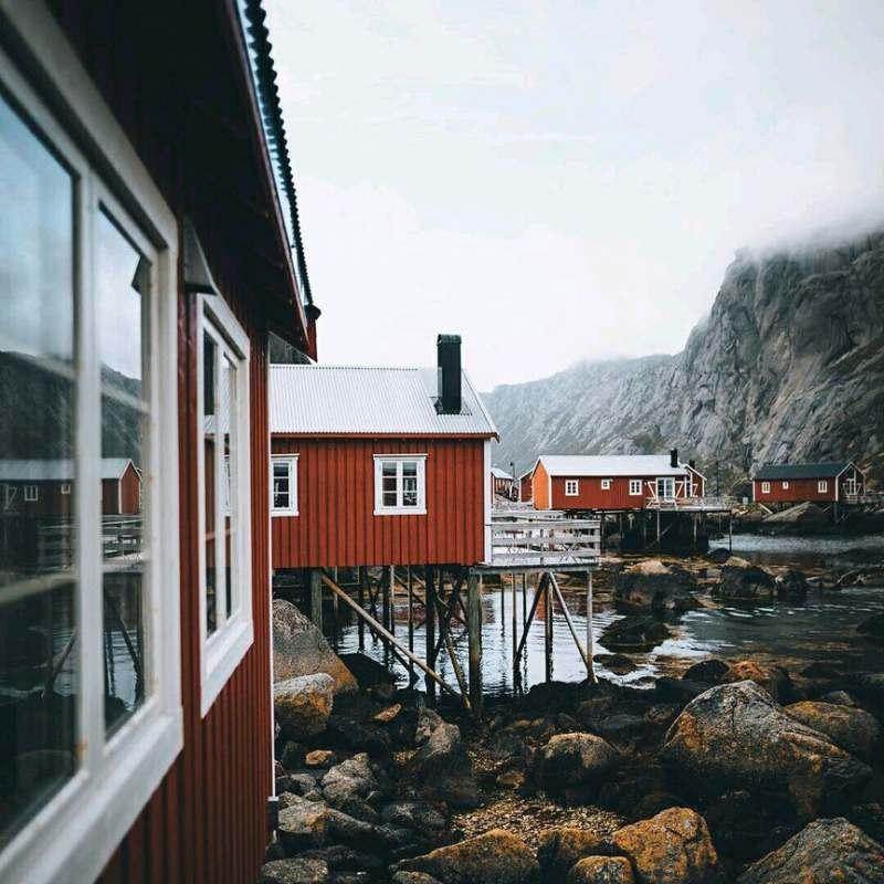 Ищу попутчиков для автопутешествия (минивэн, группа) на север Норвегии (Лофотенский архипелаг),...