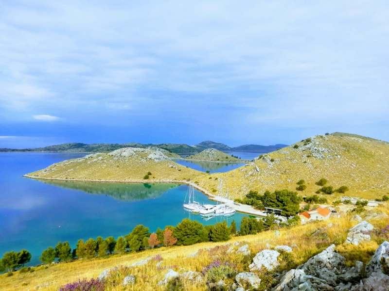 Хорватия на парусах