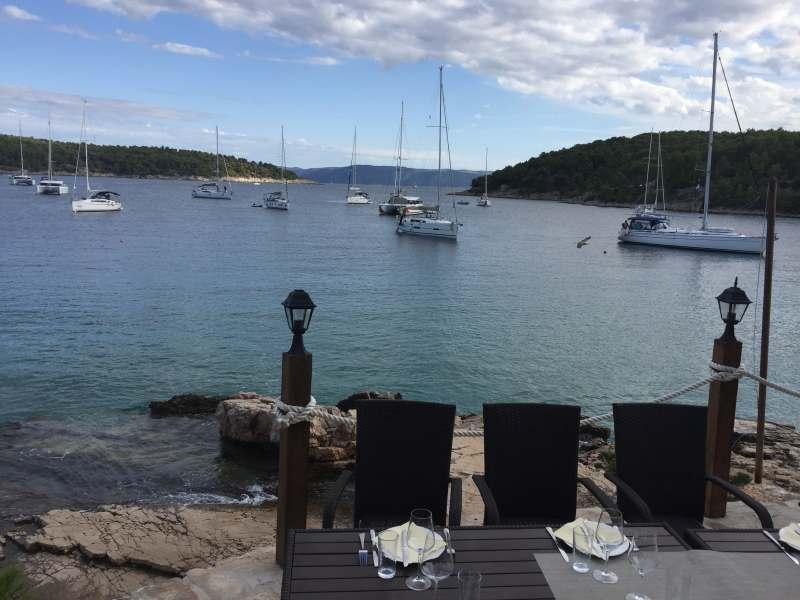 Идем тремя яхтах по Хорватии. С моря по реке попадем в национальный парк Крка с красивейшими...