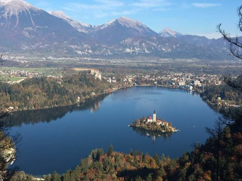 Всегда прекрасная Словения