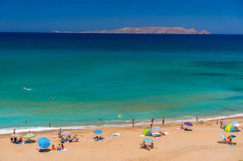Солнечный остров Крит в бархатный сезон