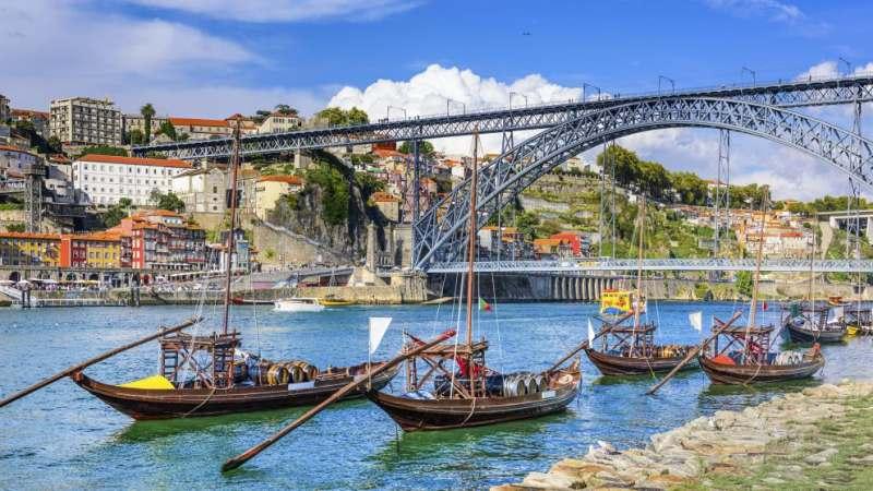 Тур в Португалию с круизом по реке Дору