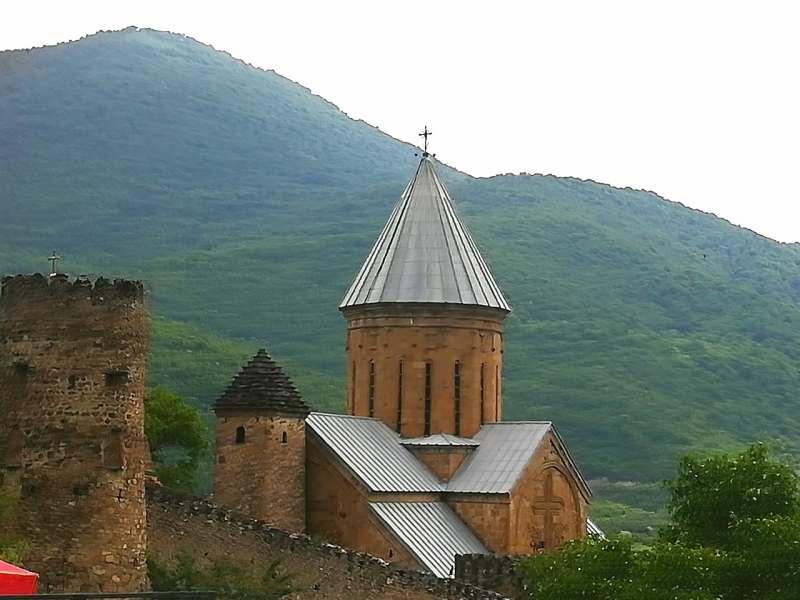 С 5 по 11 июля в Грузии. Посмотреть страну, путешествие и гастрономия. Казбеги, Тбилиси, Мцхета...