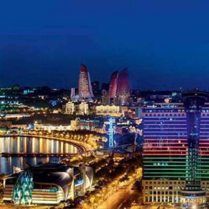 Вы так же любите Баку, как я?