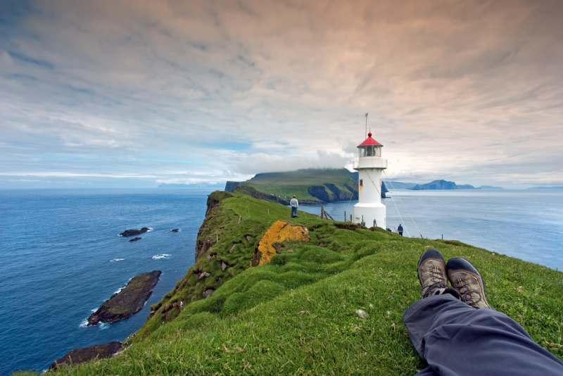 Сказочные Фарерские острова!