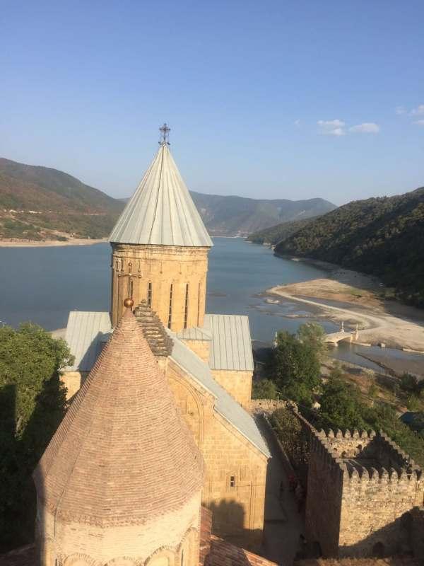 Организуем большую компанию, для поездки по всей Грузии. Цена тура 32000 с 14-23.09,в него...