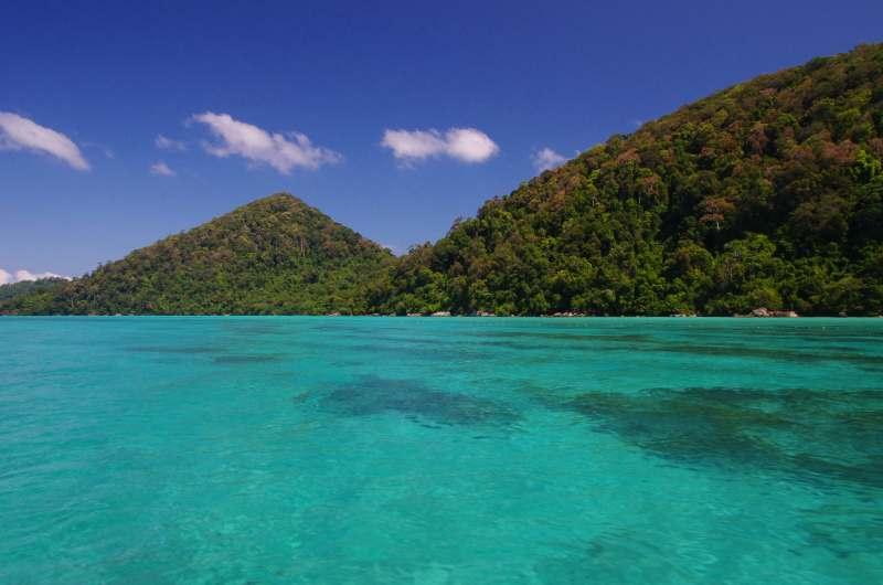 Таиланд, Андаманское море.