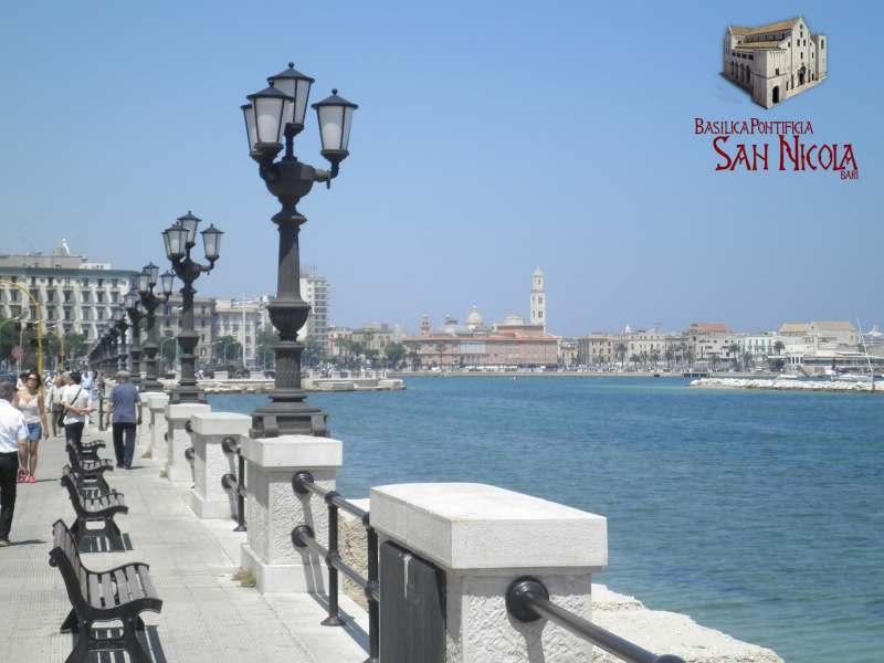 Посещение города Бари (мощи Св.Николая)