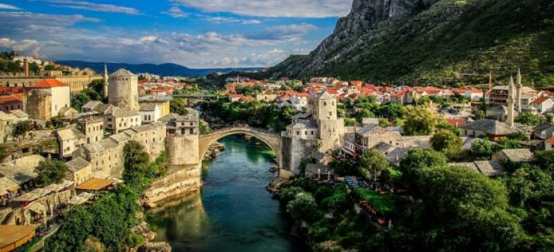 часть Югославии за неделю
