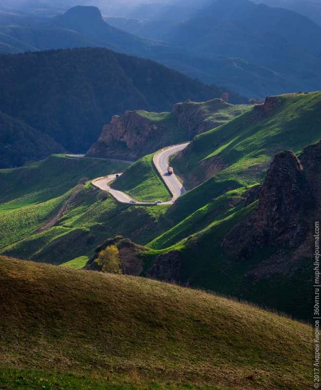 Северный Кавказ на машине. Будем ходить пешком по Домбаю будет много красивых мест, ночевка с...