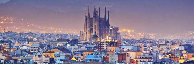 Тур в Барселону веселой компанией единомышленников! :)